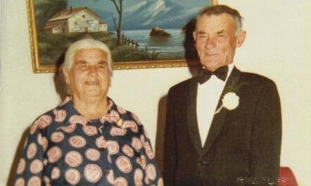 What characters! My grandmother and grandfather