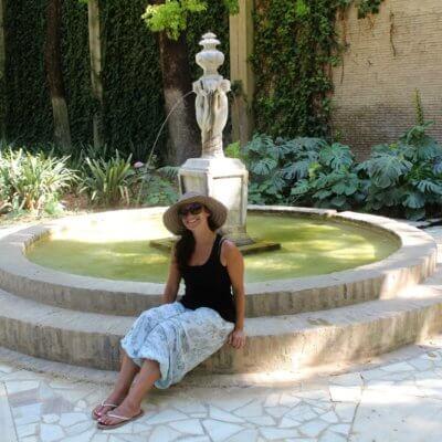 Me in Seville, Spain