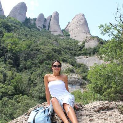 Me in Spain