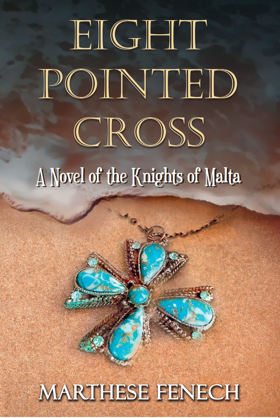 Eight Pointed Cross second edition cover