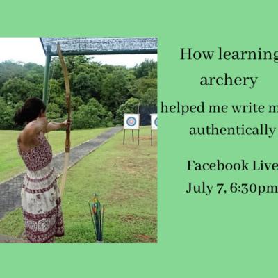 Facebook Live Promotional Images