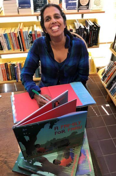 Author Anitha Robinson