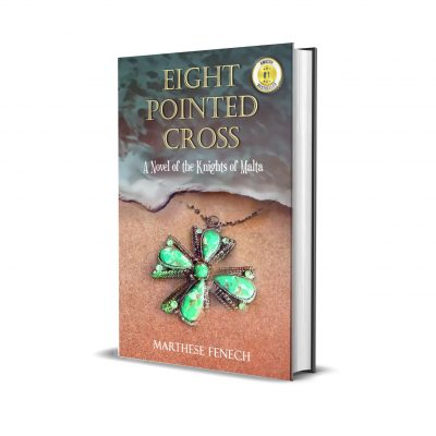 hardcover Eight Pointed Cross